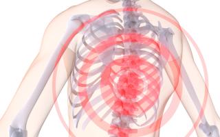 Грыжа позвоночника грудного отдела: лечение традиционными и народными методами
