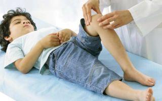 Реактивный артрит у ребенка: симптомы и лечение болезни