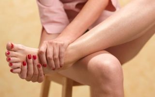От чего ломит ноги и суставы: основные причины, симптомы и лечение?