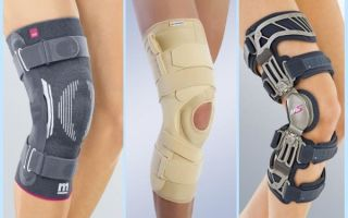 Обзор ортопедических фиксаторов для колена и голеностопного сустава