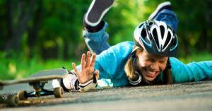 Подростковые травмы коленей