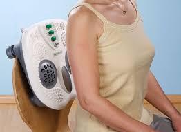 Вибромассаж при остеохондрозе