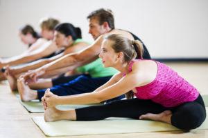 Зарядка и упражнения