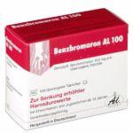 Бензобромарон таблетки
