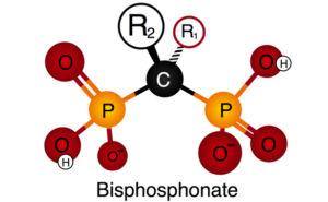 Бисфосфонаты формула