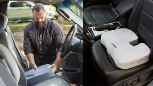 Подушка для автомобиля
