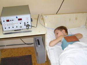 Амплипульстерапия для детей