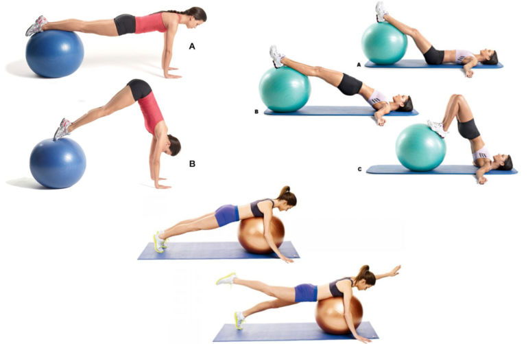 Упражнения для подростков