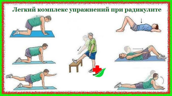 Лечебная физкультура и упражнения