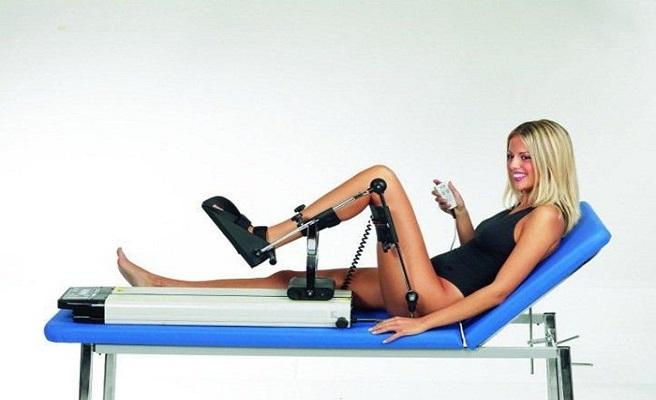 Тренажеры для разработки колена