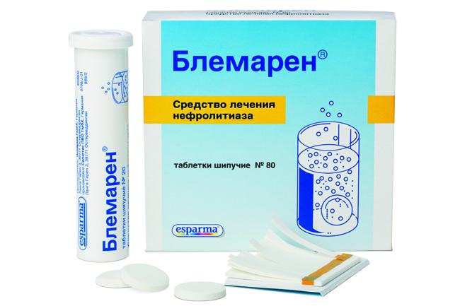Блемарен таблетки