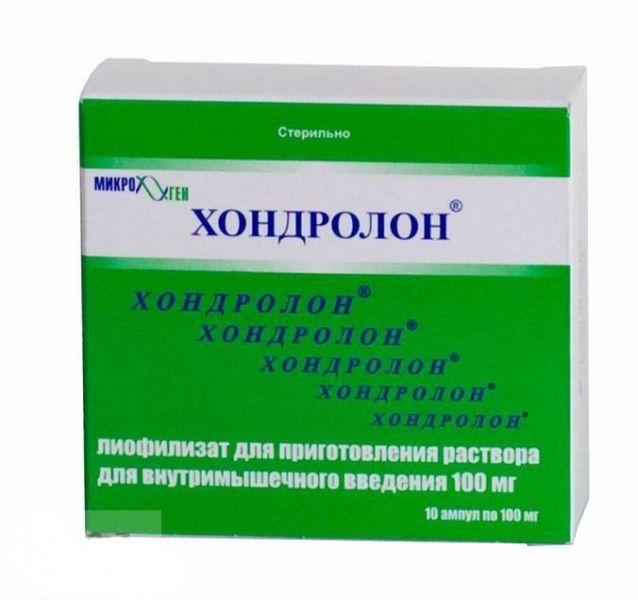 Хондролон препарат