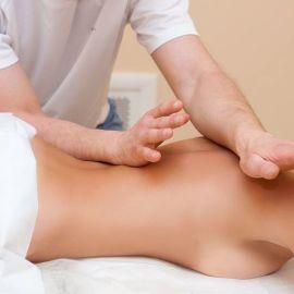 Лечебный массаж для спины: основные техники и приемы
