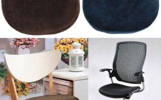 Как выбрать ортопедическое сиденье на стул?