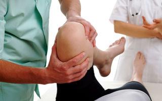 Причины и лечение жидкости в коленном суставе препаратами и народными средствами