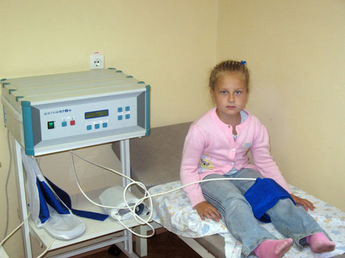 Магнитотерапия у детей
