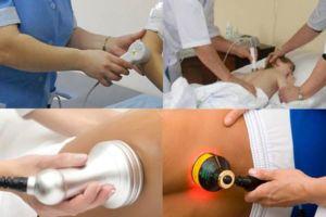 Лазеротерапия детям