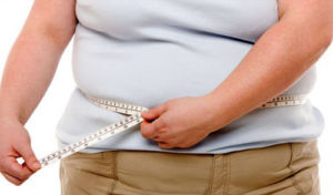 Ожирение при подагре
