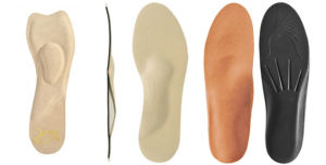 Ортопедические стельки при попепречном плоскостопии