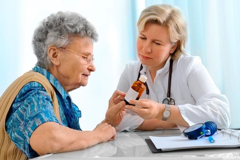 Препараты от остеопороза