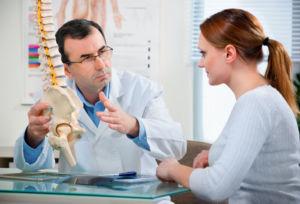 Прием у ортопеда
