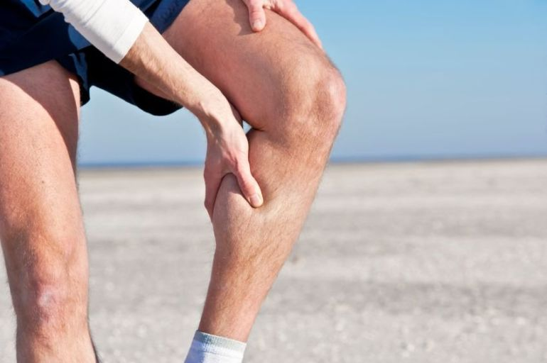 Причины болей в мышцах