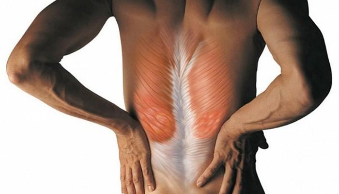 Лечение растяжения мышц