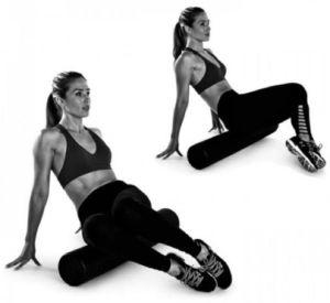 Упражнений на осанку от Натальи Осьмининой