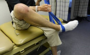 Начало реабилитации после операции