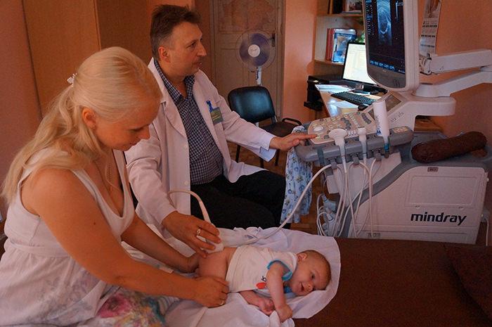 УЗИ тазобедренных суставов у новорожденных расшифровка и показания