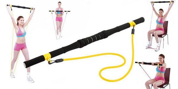 Упражнения с палкой для укрепления мышц спины