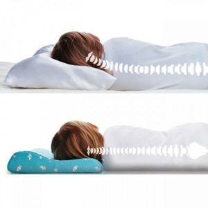 Позвоночник и ортопедическая подушка