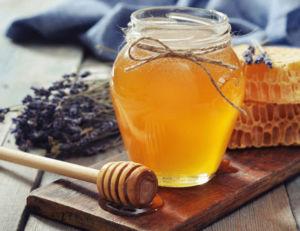 Желатин с медом