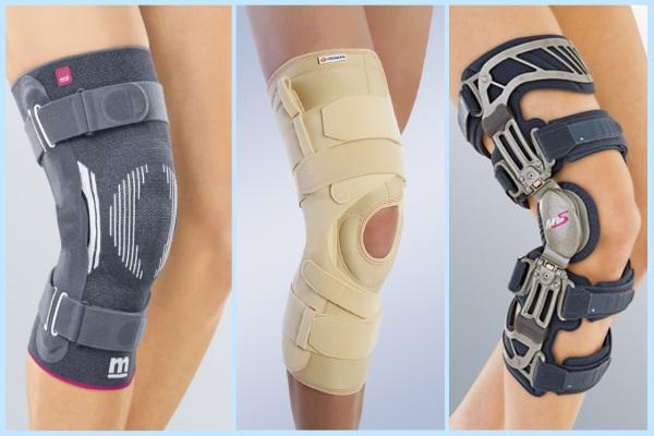 Ортопедические фиксаторы на сустав