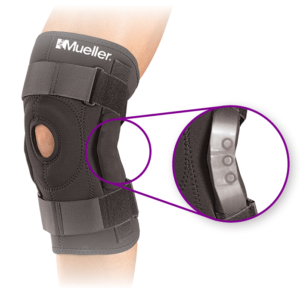Изображение - Фиксатор коленного сустава с боковыми вставками mueller-brace-300x289