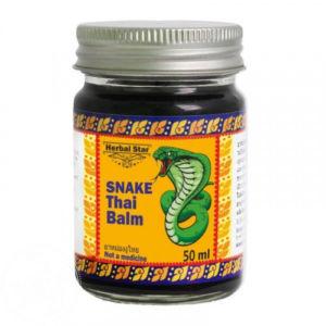 Змеиный бальзам Snake Thai Balm (50 г)