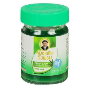 Тайский зелёный бальзам WangProm (50 г.)