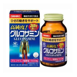 Комплекс для восстановления суставов Glucosamine Orihiro с витаминами, Япония (900 таблеток)