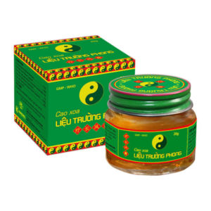 Лечебная мазь Lieu truong phong с эфирными маслами (20 г)