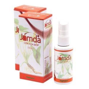 Обезболивающий спрей Jamda на травах (50 мл)