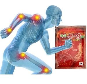 Пластыри для суставов, мышц и сухожилий