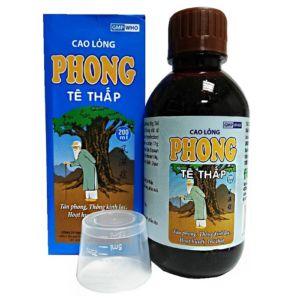 Комплексный растительный бальзам Phong Te Thap от боли в суставах Fito Pharma (200 мл)